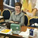 Мария Матюхина, менеджер по работе с ключевыми партнерами торговой марки Tork